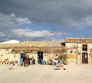 Restaurant La Cialoma in Marzamemi Hotel