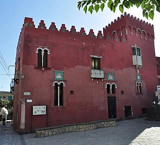 Il museo della Casa Rossa Hotel