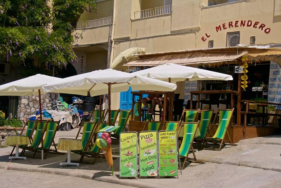 Dove mangiare a Capri senza spendere troppo
