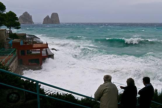 Ma com'è vivere d'inverno a Capri?