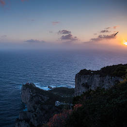 Visiting Capri in Fall and Winter