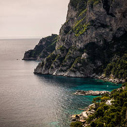 Visiting Capri in Fall and Winter