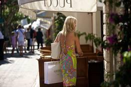 Shopping on Capri