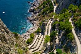 Scrittori, artisti e nobili che hanno vissuto a Capri
