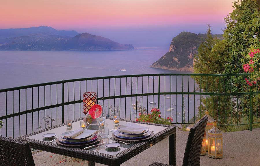 Dove cenare davanti al panorama