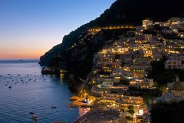 La vita notturna in Costiera Amalfitana