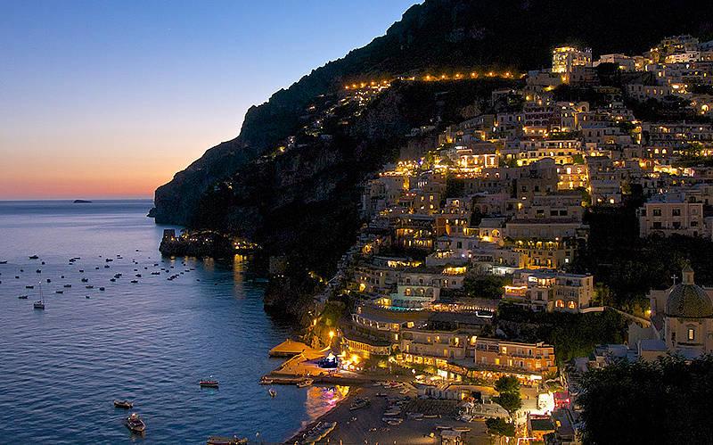 Amalfi Coast nightlife