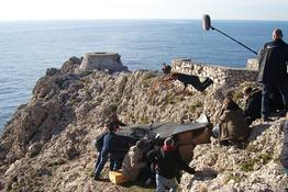 Capri and the Movies
