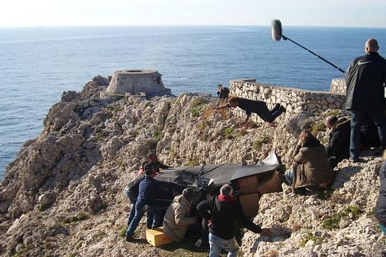 Capri e il cinema