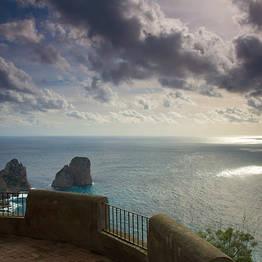 Cosa fare a Capri quando piove