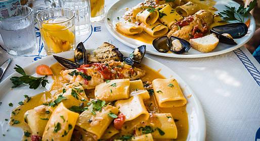 Restaurants In Sorrento Food Drink Sorrento Coast