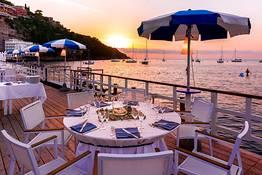 I ristoranti di Sorrento.