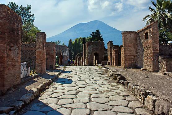Escursione a Pompei, Ercolano e il Vesuvio da Sorrento