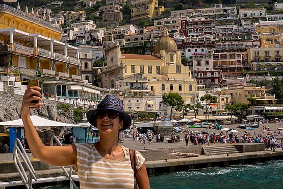 Day Trip to the Amalfi Coast from Sorrento