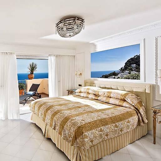 Le 8 suite di lusso più belle di Capri