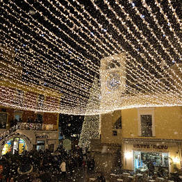 Christmas and New Year's Eve on Capri - 2020