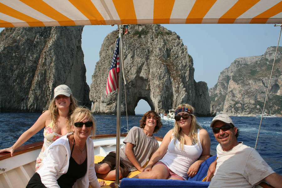 Capri - Day Tours