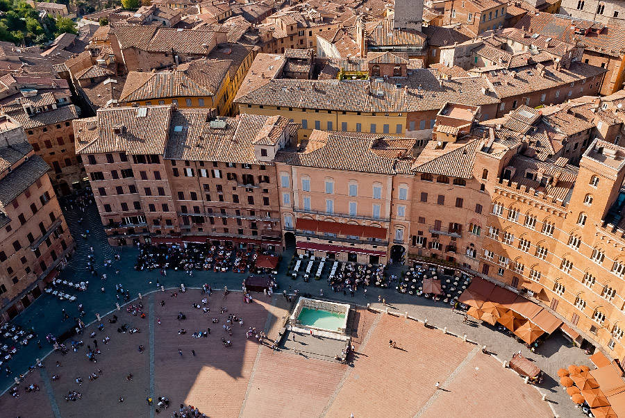 The Palio of Siena - Group Tours