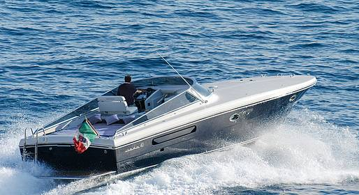 Luxury Transfer da/per Capri
