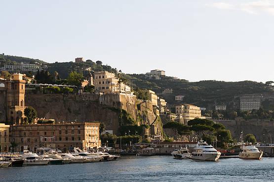 I 7 luoghi più romantici di Sorrento