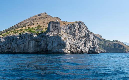 Un giro in barca da Capri alla Costiera Amalfitana