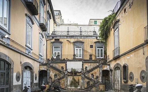 Homeating: Culture and Cuisine in Naples