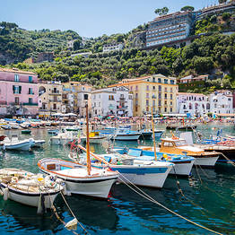 Day Trip to Sorrento from the Amalfi Coast