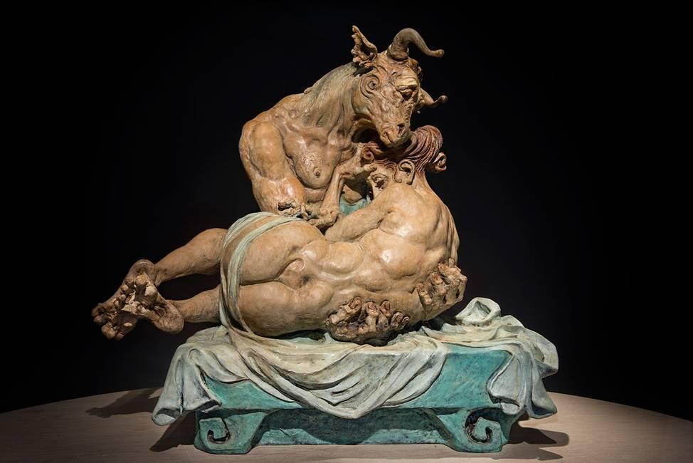 Grande Minotauro e Arianna
