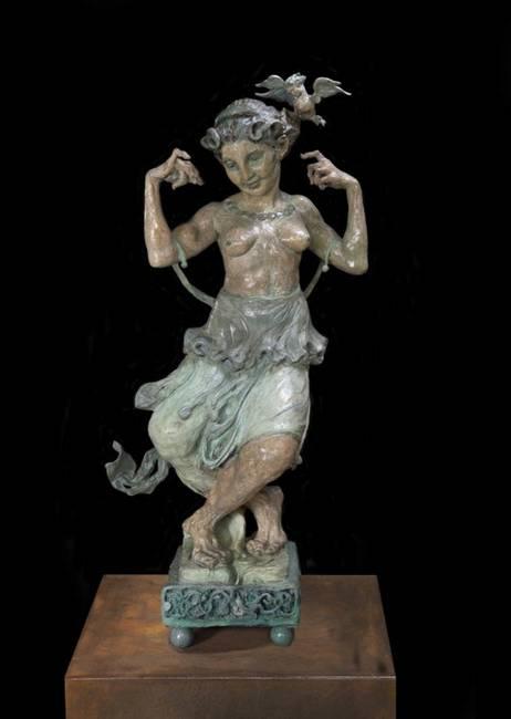 Danzatrice Gandarica