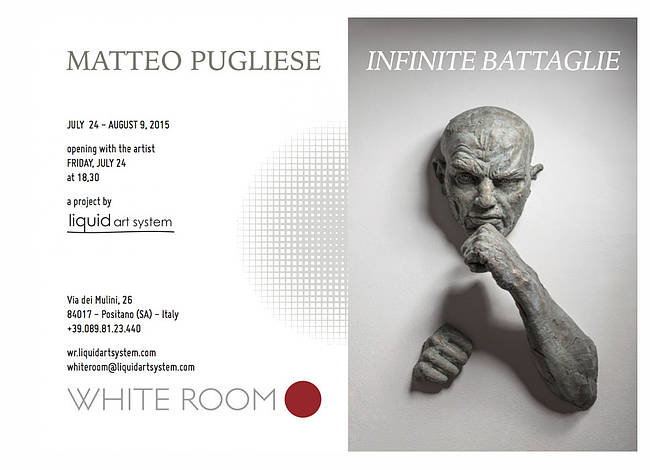 Matteo Pugliese -Infinite Battaglie (Endless Battle)