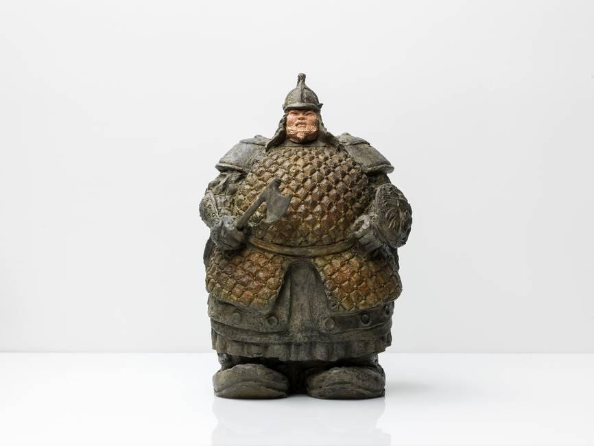 Custode Mongolo