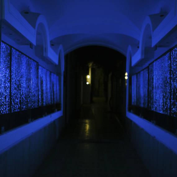 Percorso di Luce - Le otto fontane, 2015