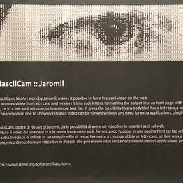 HasciiCam, 2000