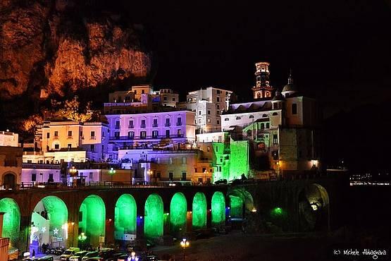 Christmas and New Year's on the Amalfi Coast