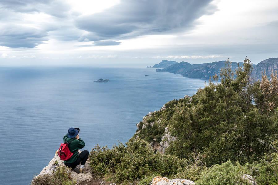 L'inverno in Costiera Amalfitana
