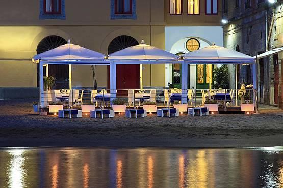 I ristoranti romantici di Sorrento