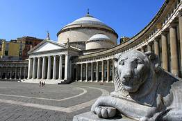 A Day Trip from Sorrento to Naples