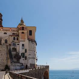 Three Days on the Amalfi Coast