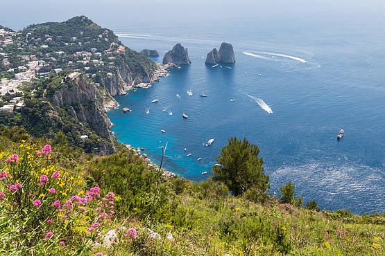 Capri in April