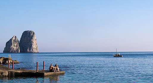 Capri in November