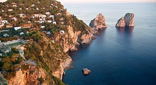 Capri in February