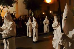 Easter Processions in Sorrento