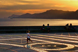 Visiting the Amalfi Coast with Kids