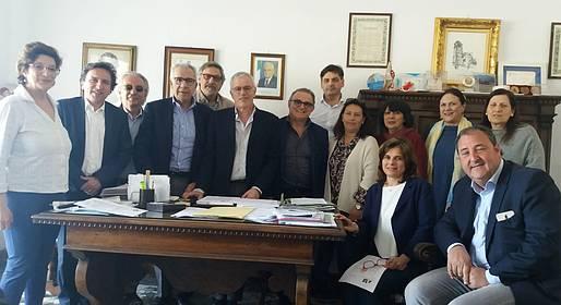 Ospedale e Sanità:incontro tra  Direttore Generale ASL NA1 Centro e le Amministrazioni Comunali