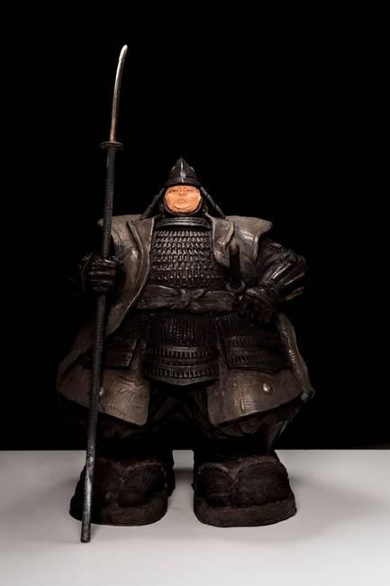 Custode Samurai XII