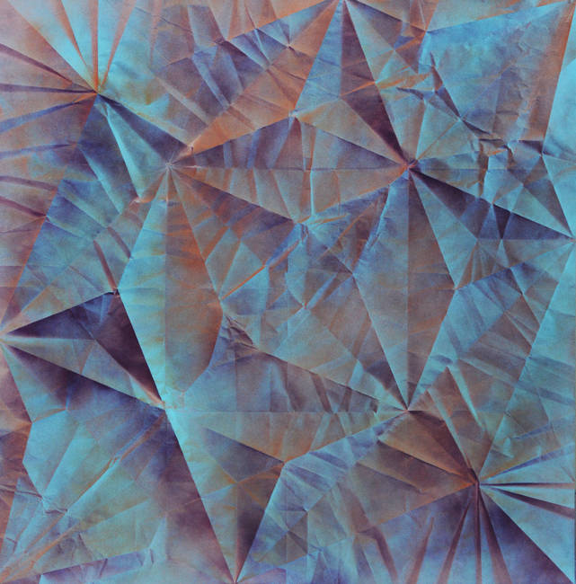 Pegasus - Designed origami by Henry Pham