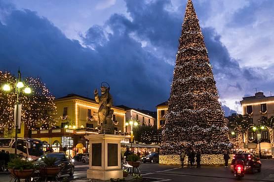 Visiting Sorrento in December