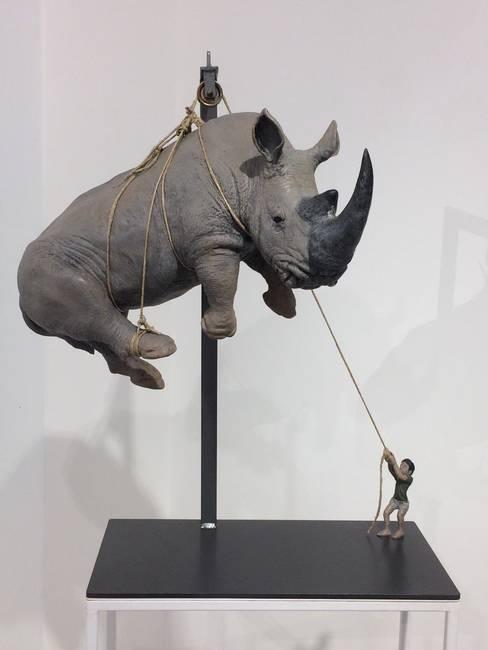 Tobia e il Rinoceronte medio