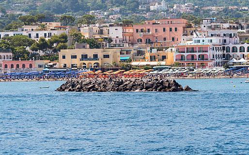 The Beaches on Ischia