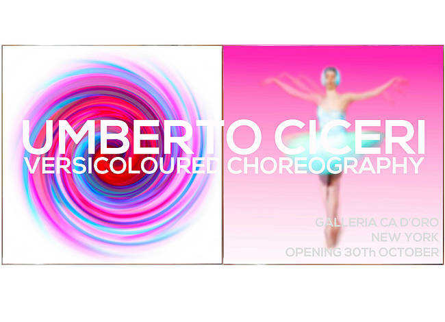 VERSICOLOURED CHOREOGRAPHY